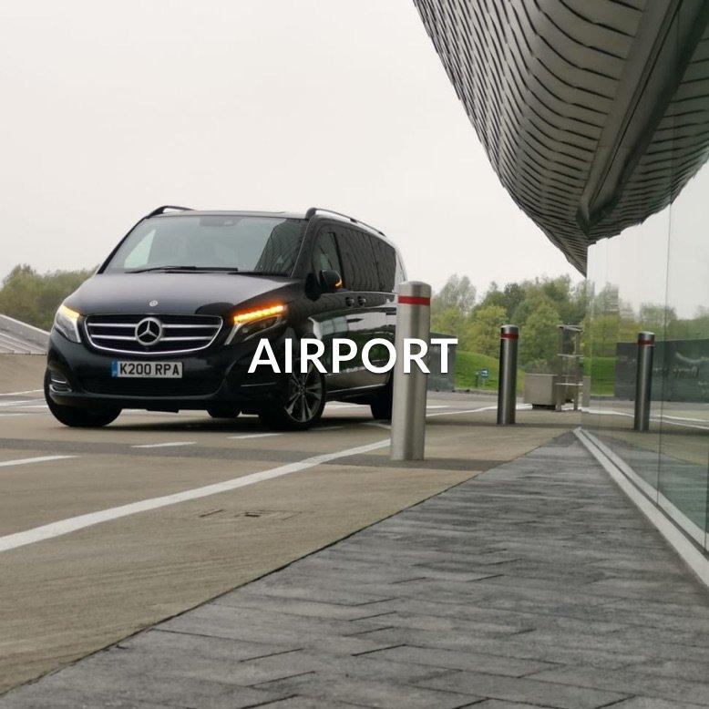 VIP Chauffeurs Airport