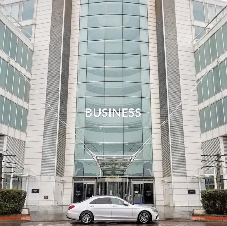VIP Chauffeurs Business