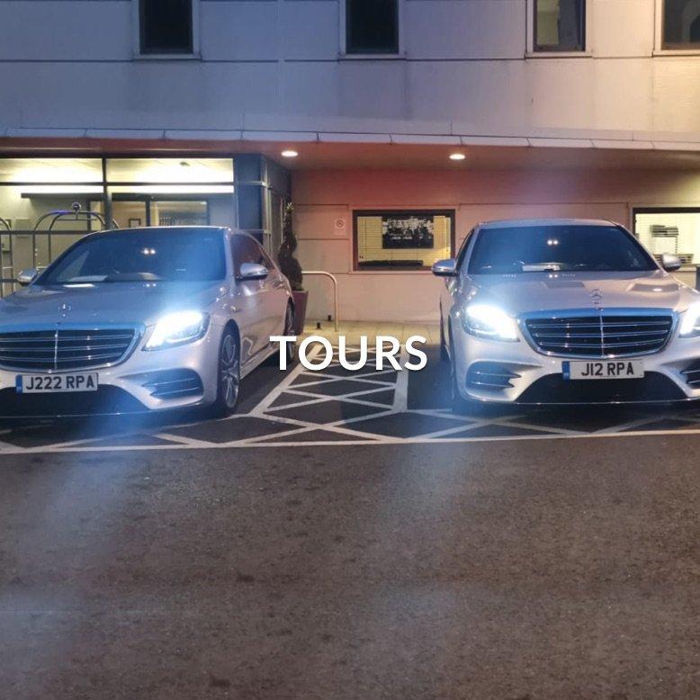 VIP Chauffeurs tours